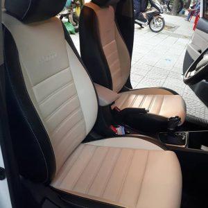 Bọc ghế da cho xe Huyndai Accent đẹp giá rẻ chất lượng cao