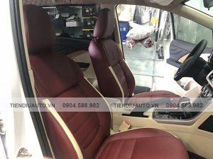 Bọc ghế da xe Xpander da cao cấp bền đẹp giá rẻ tại Hà Nội