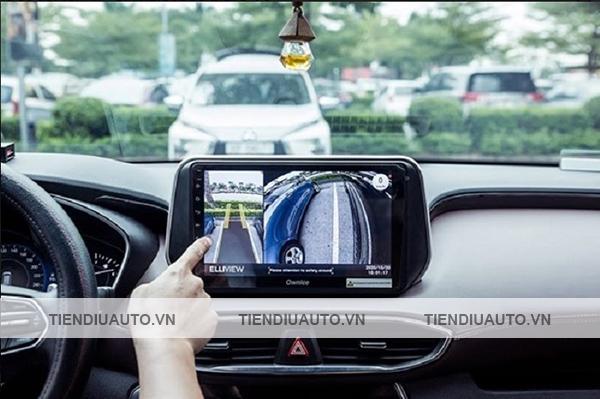camera 360 độ ô tô