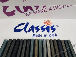 Phim Cách Nhiệt CLASSIS Chính Hãng Của Mỹ – Bảng Giá 2021