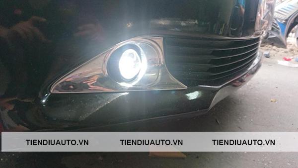 đèn gầm bi xenon ô tô