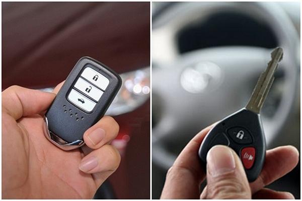 thay chìa khóa ô tô