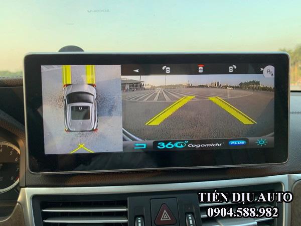 camera 360 độ ô tô cogamichi