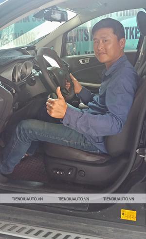 độ ghế điện ford ecosport