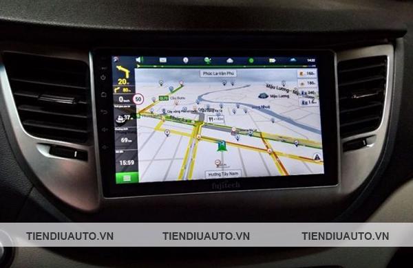 màn hình android Fujitech