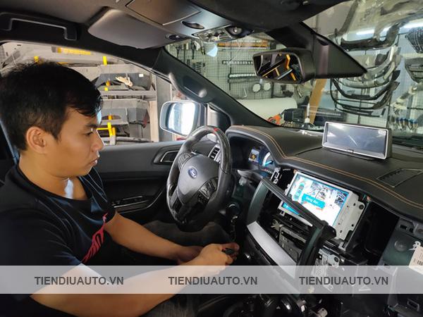 lắp camera 360 ô tô
