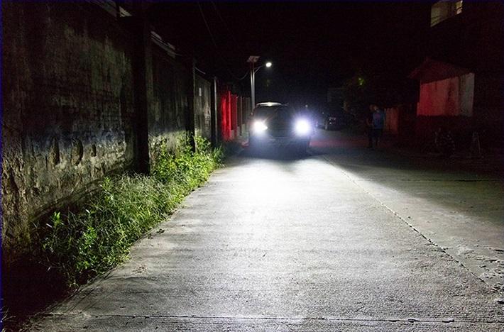 độ đèn ô tô an toàn