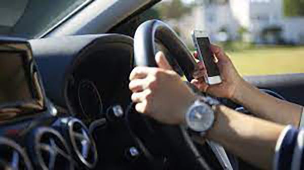 mất sóng điện thoại khi lái xe