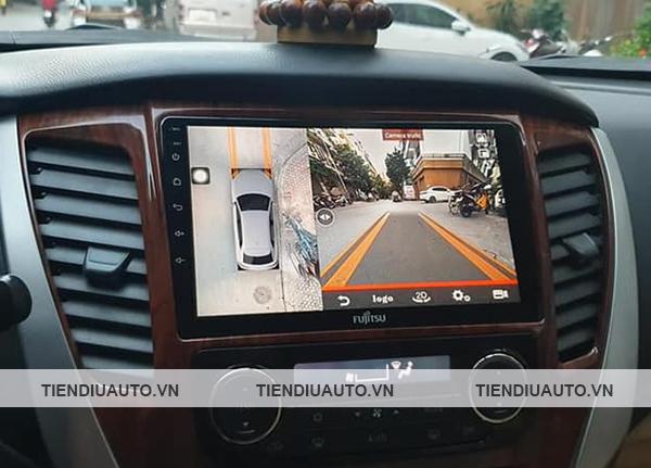 màn hình android ô tô thông minh