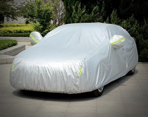 Lợi ích khi sử dụng bạt phủ xe ô tô