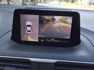 Camera 360 ô tô Oview chất lượng với hình ảnh sắc nét