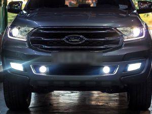 Độ đèn xe Ford Ecosport uy tín tại Hà Nội