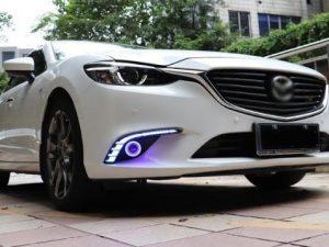 Khám phá cách độ đèn xe Mazda 6 siêu sáng, cực đẹp và rất rẻ
