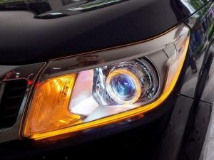 Độ đèn xe Nissan Navara và những điều cần biết