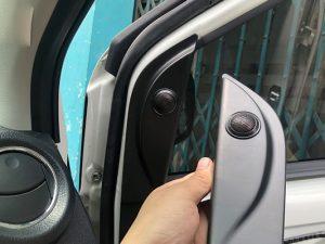 Độ loa xe Vinfast Fadil giá rẻ chất lượng tại Hà Nội