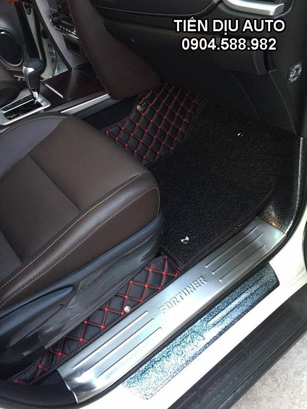 thảm lót sàn ô tô 6d cao cấp