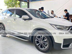 Dán phim cách nhiệt Classis xe Honda CRV Giảm Giá 30%