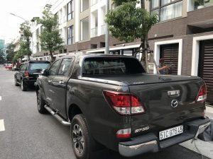 Nắp thùng xe bán tải Mazda BT50 có những loại nào?