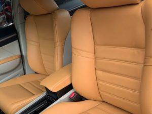 Bọc ghế da Honda Civic uy tín, giá cạnh tranh trên thị trường