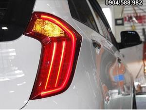 Độ đèn Kia Morning  – giải pháp tăng  ánh sáng và vẻ cá tính cho xe