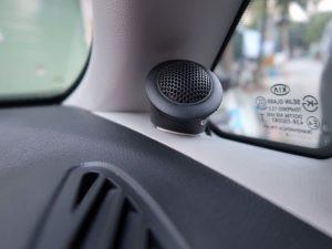 Độ loa xe Camry nâng cấp âm thanh chất lượng