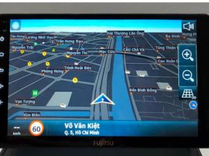 Màn hình Android cho xe Toyota Altis