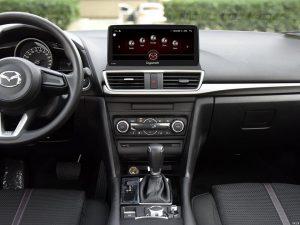 Những điều cần biết khi lắp màn hình android xe Mazda 3