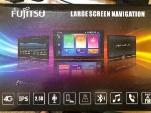 4 lý do nên sử dụng màn hình Android Fujitsu xe Mercedes C200