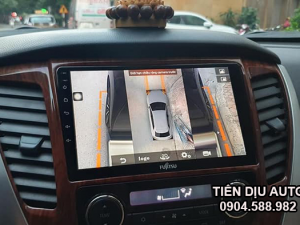 Màn hình android xe Honda City