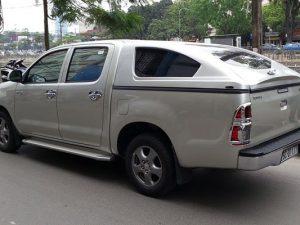 Nắp thùng xe bán tải Nissan Navara chính hãng giá rẻ tốt nhất