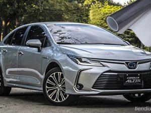 Dán phim cách nhiệt Classis xe Toyota Altis Dịu Mát Xe